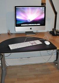 Neuer iMac mit MacOSX: nur noch All-in-One-Rechner und dazu die Tastatur und Maus