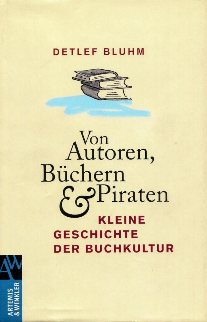 Detlef Bluhm - Von Autoren, Büchern und Piraten