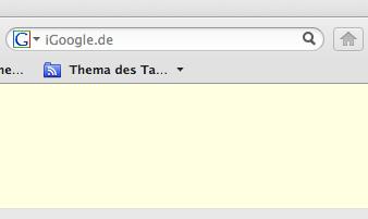 Firefox Dynamisches Lesezeichen