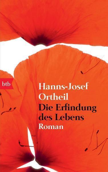 Buchcover Hanns-Josef Ortheil Erfindung des Lebens