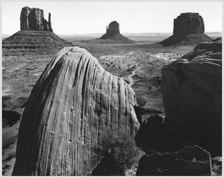 Ansel Adams - Monument Valley