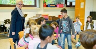 Integration von Kindern mit Migrationshintergrund in Vorbereitungsklassen